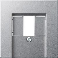Gira 027626 - Central cover plate TAE 027626