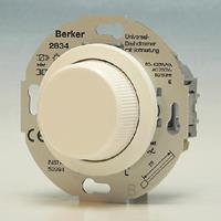 Hager Berker Dimmer Inbouw Soft 50-420W Polar