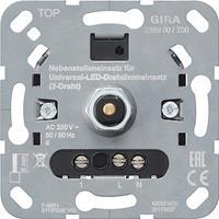 Gira 238900 - Dimmer flush mounted 238900
