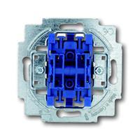 Busch-Jaeger jaloezieschakelaarsokkel 1-polig schakelaar