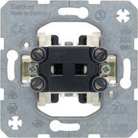 Berker 5036 - Push button 1 change-over contact 5036