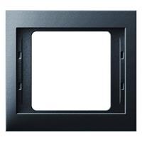 Berker 13137006 - Frame 1-gang anthracite 13137006