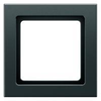 Berker 10116096 - Frame 1-gang anthracite 10116096