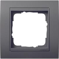 Gira 021108 - Frame 1-gang anthracite 021108