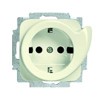Busch-Jaeger Wcd 1v Randaarde Inbouw (stucw