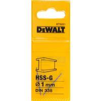 DeWalt DT5201 HSS-G DIN 338 Metaalboor - 1 x 34 (2st)