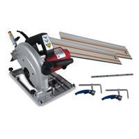 Rubi 50994 TC-180 Tegelzaagmachine kit incl. zaagblad en 2x geleiderail in koffer - 1800W - 180 x 22,2mm