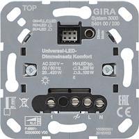 Gira 540100 - Dimmer flush mounted 540100