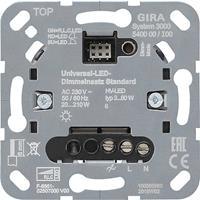 Gira 540000 - Dimmer flush mounted 540000