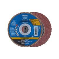 POLIFAN-tandveerring PFC 115 A 80 PSF STEELOX Pferd 67748115 Diameter 115 mm