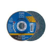 POLIFAN-tandveerring PFF 115 Z 40 PSF STEELOX Pferd 67664115 Diameter 115 mm