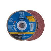 POLIFAN-tandveerring PFF 125 A 40 PSF STEELOX Pferd 67644125 Diameter 125 mm