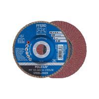 POLIFAN-tandveerring PFF 125 A 60 SG STEELOX Pferd 67606125 Diameter 125 mm