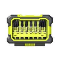 Ryobi RAK10MSDI 10-Delige in casette - Torx / Ph / Pz
