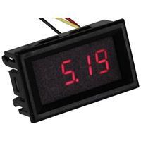 Digitaal inbouwmeetapparaat Joy-it VM433 Digitale voltmeter 4 digit