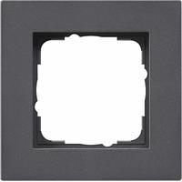 Gira 0211235 - Frame 1-gang anthracite 0211235
