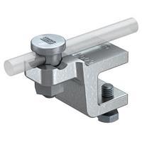 Obo 5004 DIN-FT 20 - Clamp for lightning protection 5004 DIN-FT 20