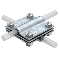 Obo 254 DIN 8-10 FT - Cross connector lightning protection 254 DIN 8-10 FT