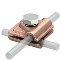 Obo 249 8-10 CU (10 Stück) - T-/cross-/parallel connector 249 8-10 CU