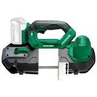 CB18DBL W4Z accu bandzaag 18V ,brushless, exclusief accu's, lader en systainer