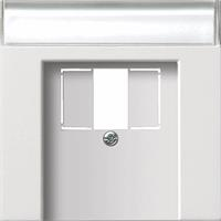 GIRA 0876112 - Central cover plate TAE 0876112