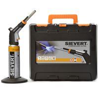 Sievert 253505 Powercase Ultra Powerjet met cycloonbrander - 2,2kW