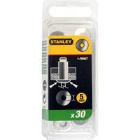 Stanley sluitringen aluminium 5 mm 30 st