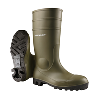 Dunlop Laars Pricemaster 142VP S5 Groen - Maat 47