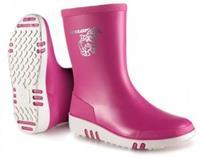 Dunlop regenlaars kind - Roze - 25