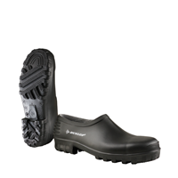 Dunlop Tuinklomp 814P Monocolour Wellie shoe Zwart 1554 - Maat 36
