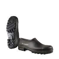 Dunlop Tuinklomp 814P Monocolour Wellie shoe Zwart 1554 - Maat 45