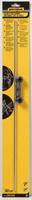 Berthoud Verlenglans aluminium 0,60 m