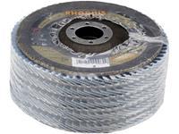 Rhodius LSZ F3 tandveerring 125 x 22,23 - P80 Rhodius 210484 Diameter 125 mm 1 stuks