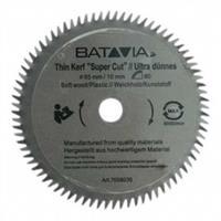 Batavia 7062141 HSS Zaagblad - 60T - 85mm (2st)