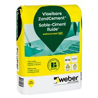 Weber Saint-Gobain Weber SG vloeibaar zandcement 20 kg
