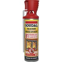 Soudal brandvertragende pur bouwschuim 500 ml