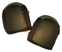 Toolpack Kniebeschermers Pro Coal zwart en groen