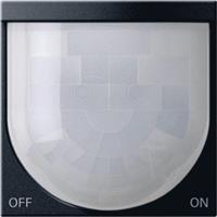 GIRA Systeem 3000 - Bewegingsmelder 5375005 Zwart mat