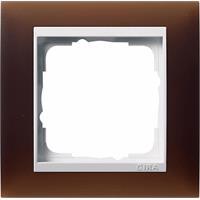 GIRA 0211331 - Frame 1-gang brown 0211331