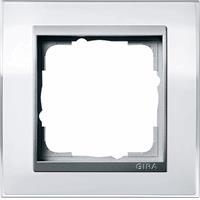 GIRA 0211726 - Frame 1-gang white 0211726