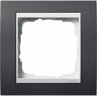 GIRA 0211328 - Frame 1-gang anthracite 0211328