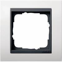 GIRA 0211808 - Frame 1-gang white 0211808