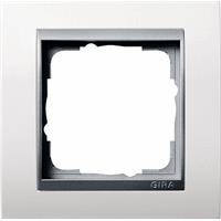GIRA 0211806 - Frame 1-gang white 0211806