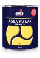 aqua pu lak blank mat 250 ml