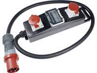 as - Schwabe CEE stroomverdeler S 11 60807 400 V 63 A