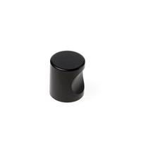 Hermeta Cilinderknop 20x23mm m4 zwart 3731-70