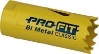 ProFit 9061021 BiMetal Classic Gatenzaag - 21mm