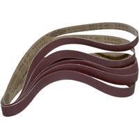 Scheppach Schuurband Korrel 60, 25x762mm, 5 stuks