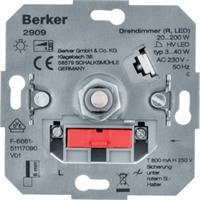 Berker draaidimmer LED 3-40 Watt (2909)
