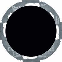 Berker universele draaidimmer comfort LED 3-100 W R.Classic zwart (29442045)